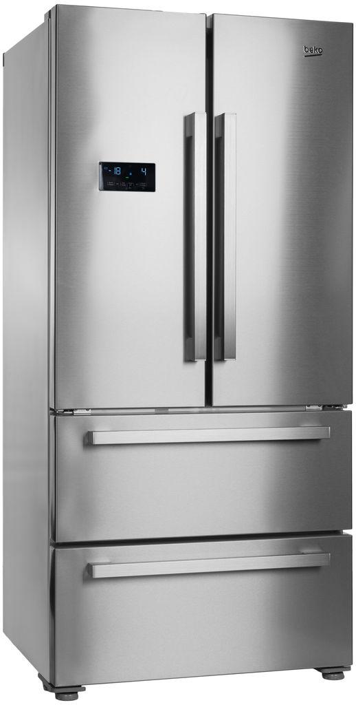 Bekend Beko GNE 60530 X Amerikaanse koelkast van Beko | GNE 60530 X  BB64