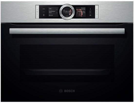 Bosch csg636bs1 oven van bosch csg636bs1 electromania for Keukentoestellen bosch