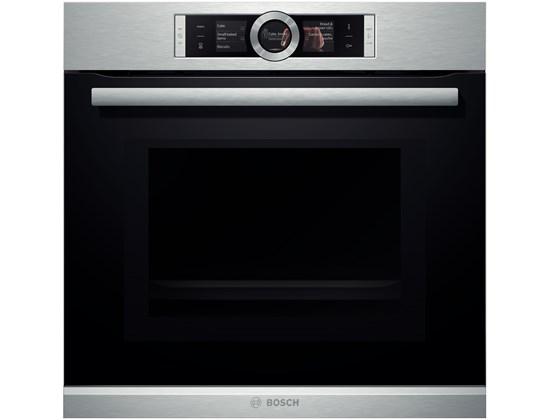 Bosch hmg636rs1 oven van bosch hmg636rs1 electromania for Keukentoestellen bosch