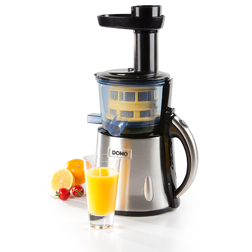 Slow Juicer Romania : Domo DO9061J Fruitpers van Domo DO9061J - Electromania
