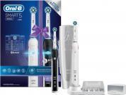 Oral B - Powered by Braun Oral-B Smart 5900 Zwart En Wit